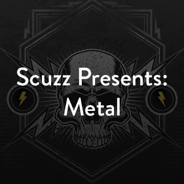 Scuzz metal